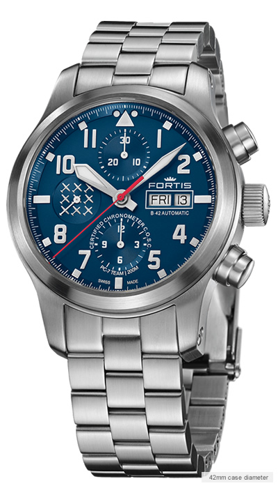 Aeromaster PC-7 TEAM Chronograph
