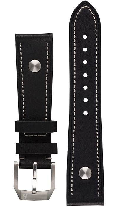 Hanhart_Pioneer_leather_band_black