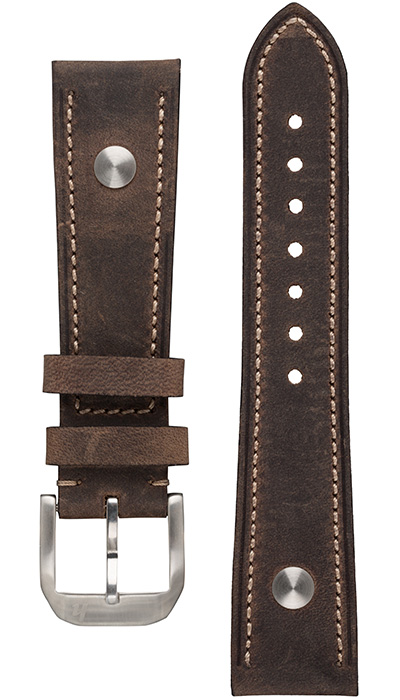 Hanhart_Pioneer_leather_band_dark_brown