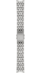 Hanhart stainless steel band, 20mm