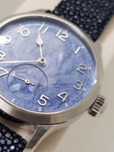 Lady 1 Blue Pearl ST (applied indices)