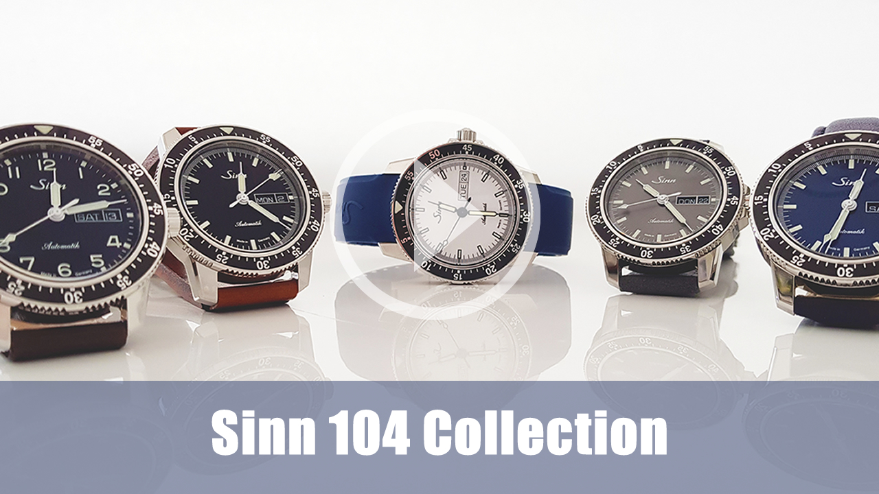 Sinn 104 Collection
