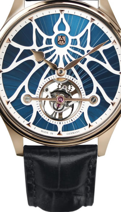 Tourbillon Tomorrow Alexander Shorokhoff