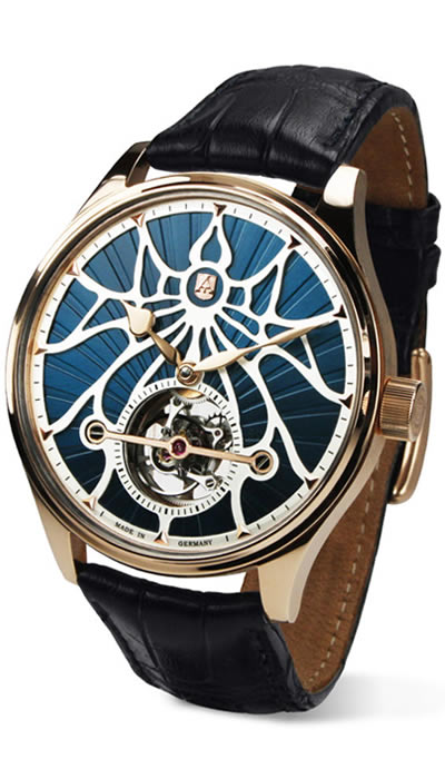 Tourbillon Tomorrow Gold