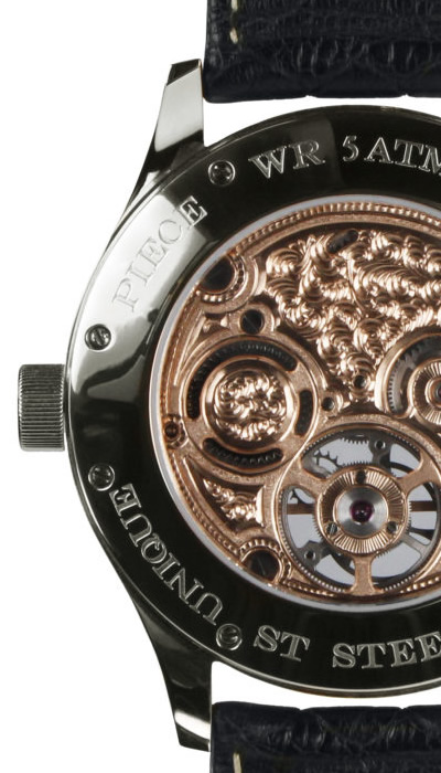Tourbillon Tomorrow Gold by Alexander Shorokhoff