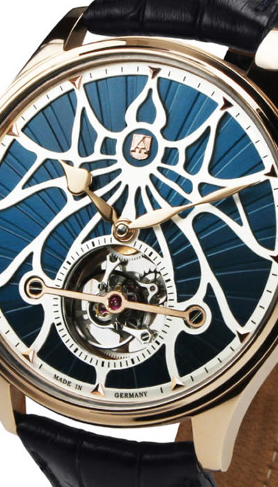 Tourbillon Tomorrow by Alexander Shorokhoff 1