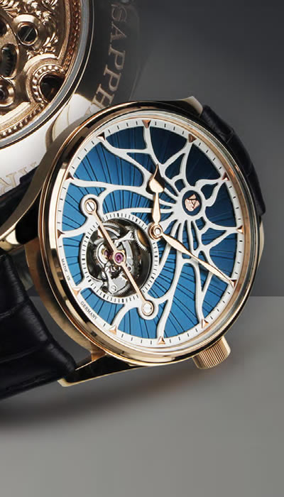 Tourbillon Tomorrow by Alexander Shorokhoff 2