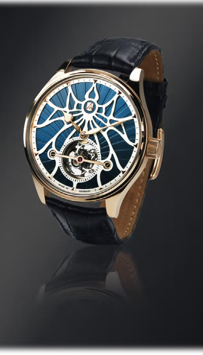 Tourbillon Tomorrow by Alexander Shorokhoff 3