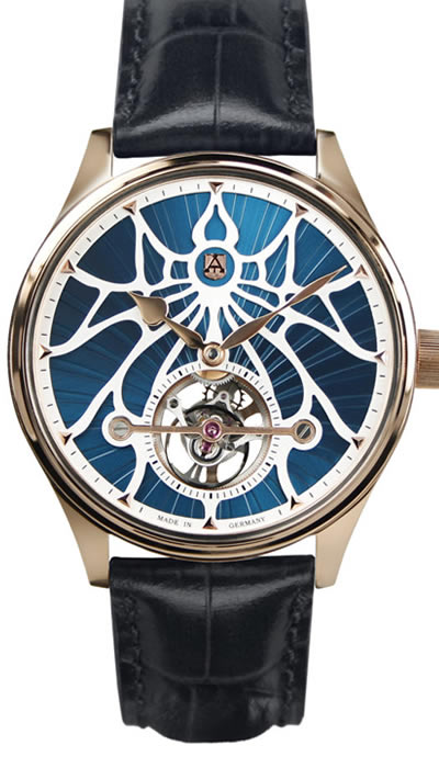 Tourbillon Tomorrow by Alexander Shorokhoff