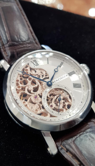 34 Guilloche Skeleton Floral Small 3