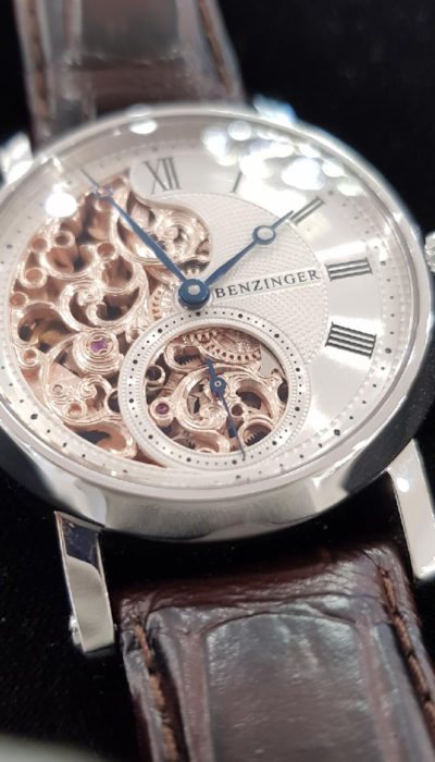 34 Guilloche Skeleton Floral Small 4