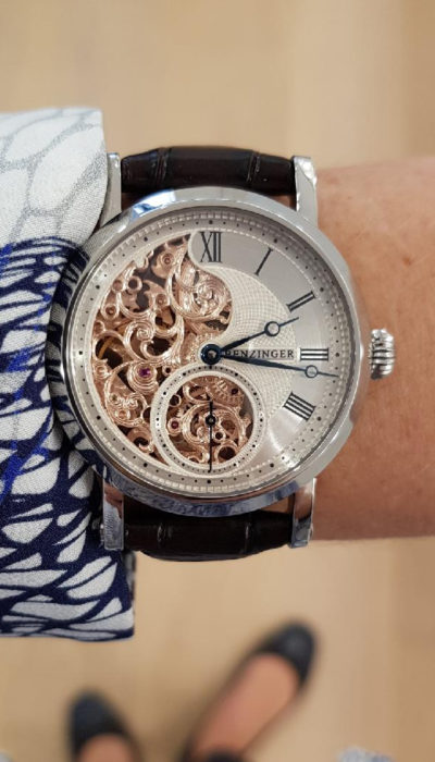 34 Guilloche Skeleton Floral Small 5