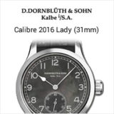 Calibre 2016 Lady (31mm)
