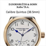 Calibre Quintus (38.5mm)
