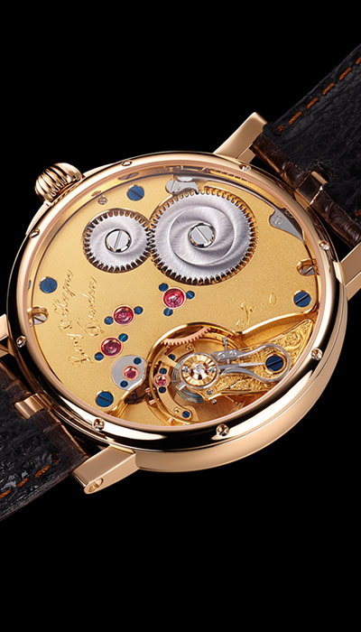 Friedrich August I Rose Gold