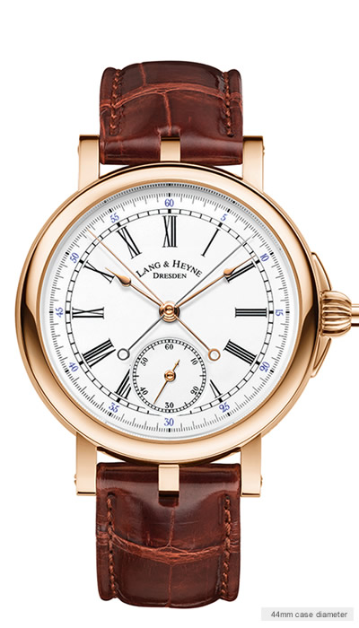 Albert Rose Gold