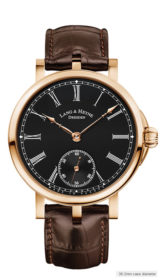 Friedrich III Rose Gold