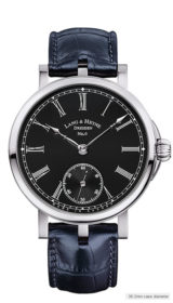 Friedrich III Steel (black dial)