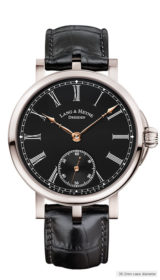 Friedrich III White Gold (black dial)