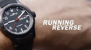 Videos: Reverse Running by Red Bull featuring FORTIS