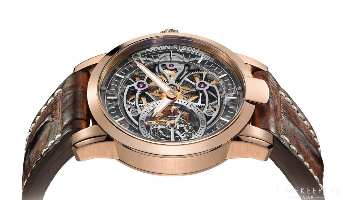 Video: Armin Strom Skeleton Pure Collection
