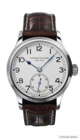 Medium 99.1 Silver Dial filled numerals