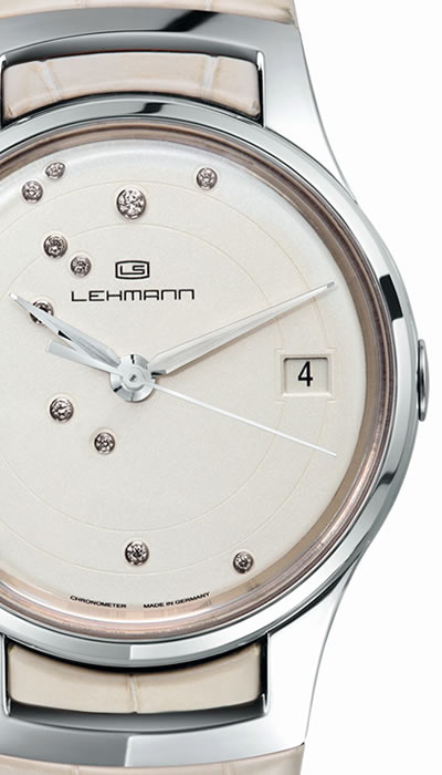 Intemporal Diamonds Shower Ladies LS0003-005-020104-05D Steel