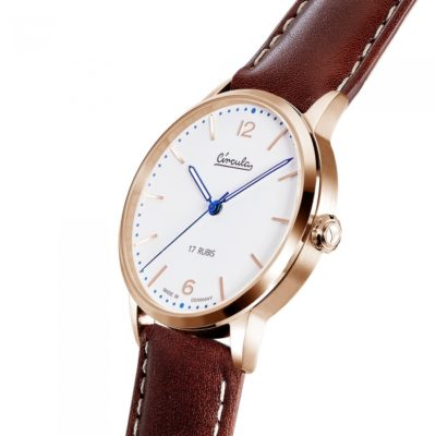 Heritage Hand-Wound Rose Gold