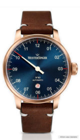No 03 Bronze Line (AM917BR), 43mm