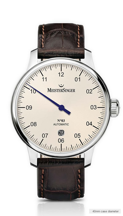 No 03 Ivory (DM903), 40mm