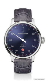 No 03 Sunburst Blue (DM908), 40mm