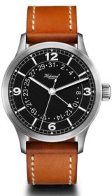 Jumping Second Pilot Date Black