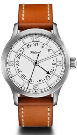 Jumping Second Pilot Date White