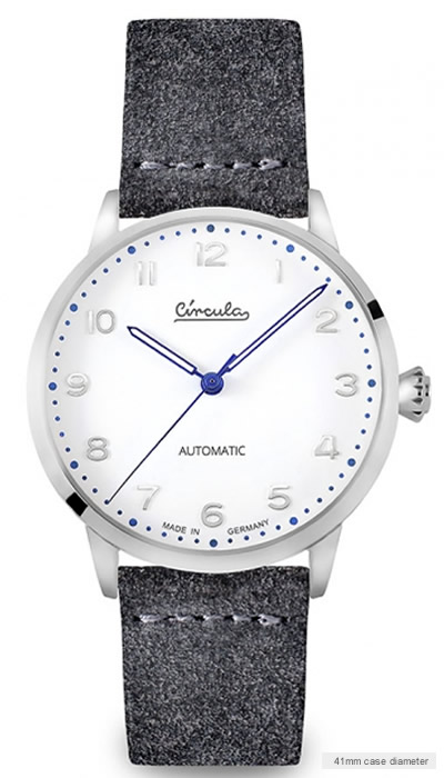 Heritage Automatic White