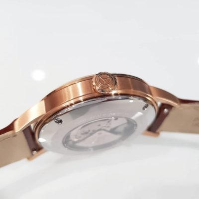 Heritage Automatic Rose gold