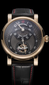 Regulator Black Rose Gold Modern