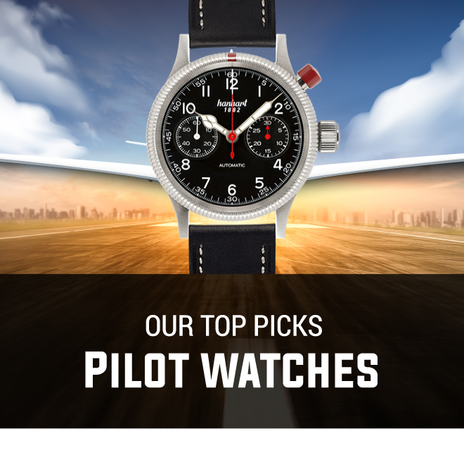 Our top pick Pilot watches