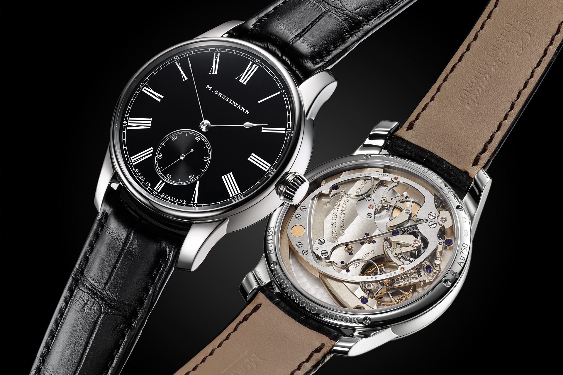 Videos: Moritz Grossmann Hamatic Vintage