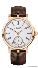 Friedrich III Rose Gold (silver dial)