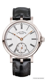 Friedrich III White Gold (silver dial)