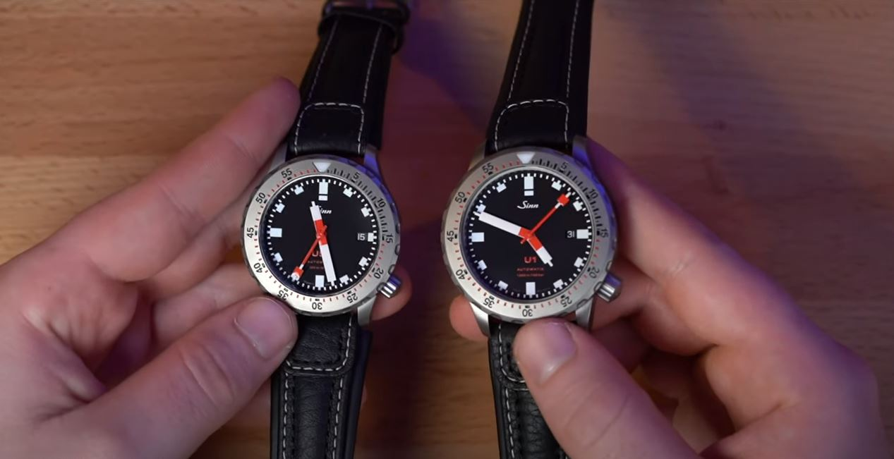 Videos: Sinn U50 Review