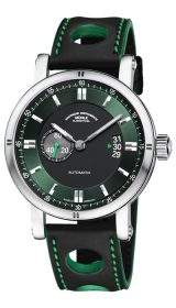 Teutonia Sport II Racing Green – Black