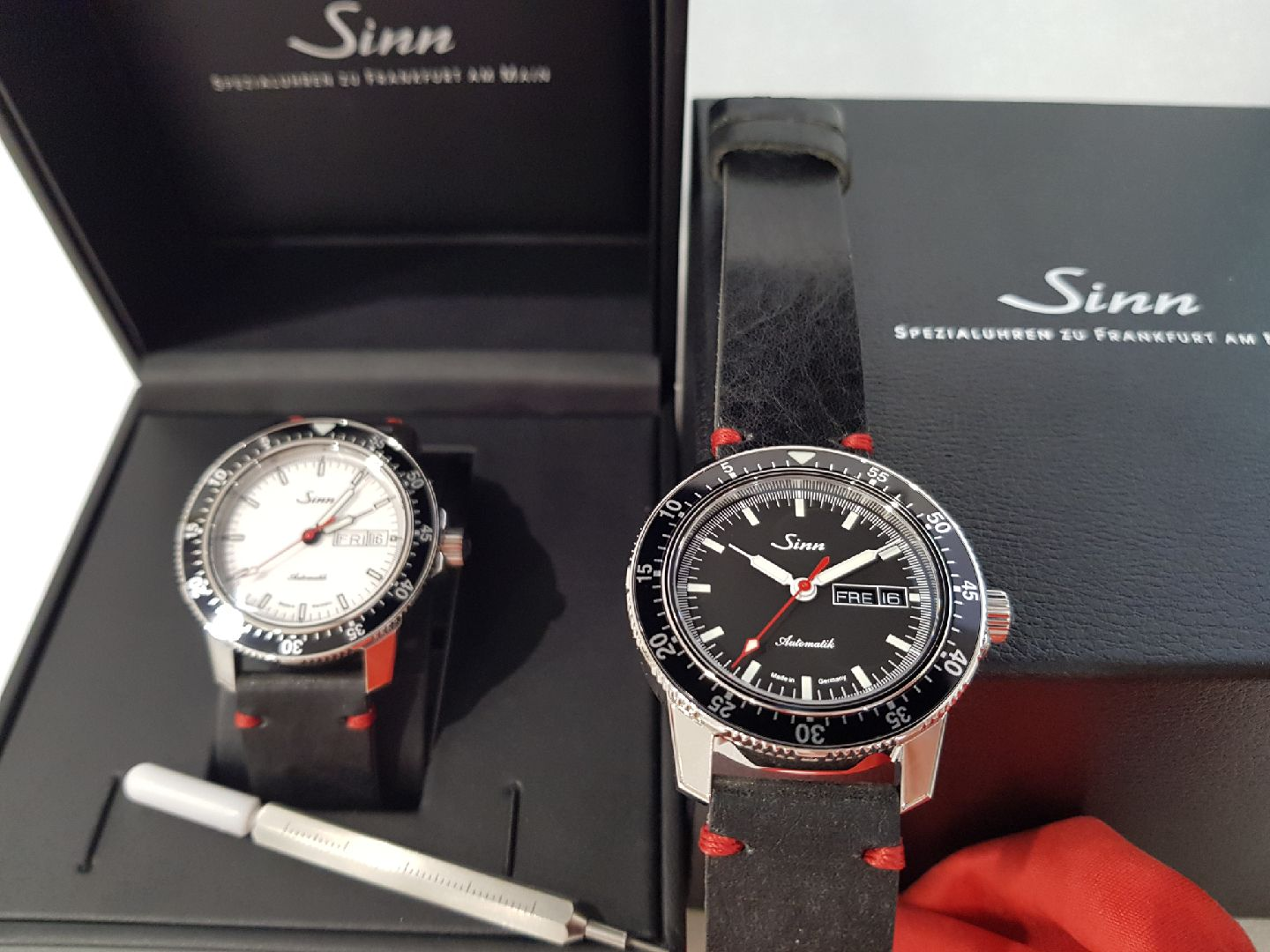 All new Sinn 104 RS now available!
