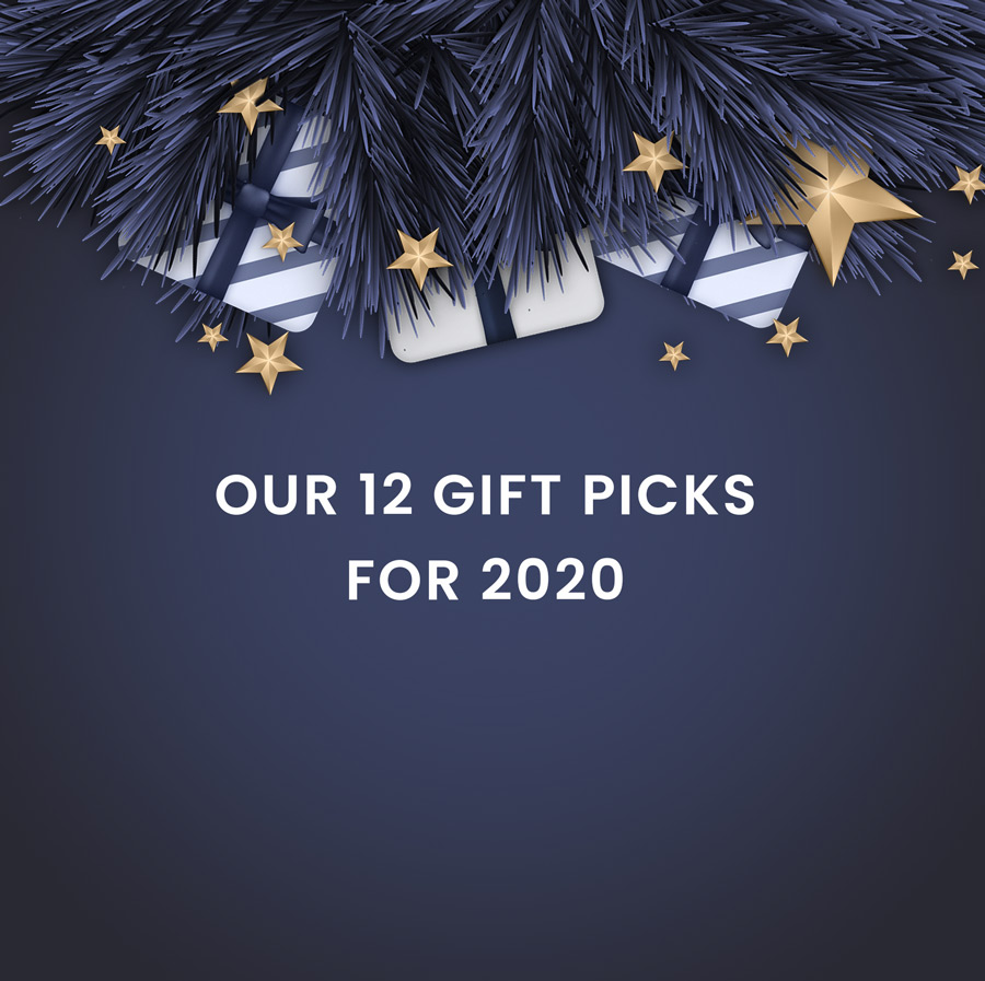 Our 12 gift picks for 2020