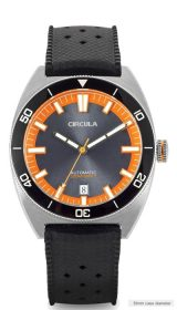 AquaSport ETA – Grey-Orange Sunray