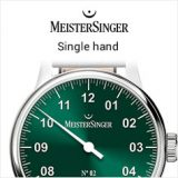 MeisterSinger single-hand watches