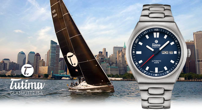 Look What's Just Sailed In… Tutima Watches