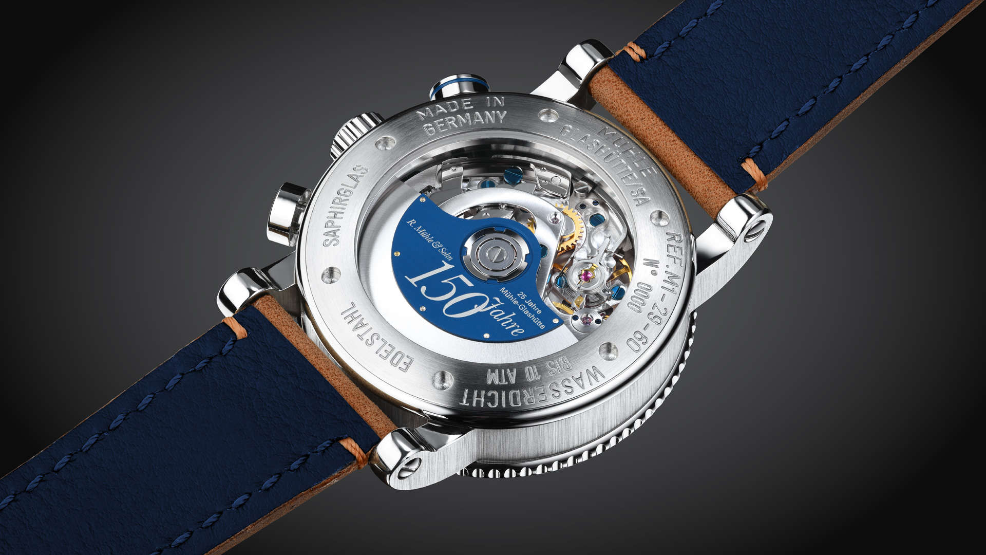 Reverse Horology! The must see watch movements at Define Watches