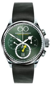 Alexander Shorokhoff VINTAGE 2 - Twenty four Chrono (Emerald)