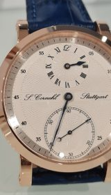 Regulator Guilloche Rose Gold 42mm